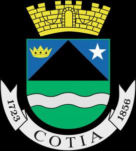 Brasão de Cotia SP.