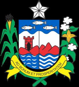 Brasão do Estado de Alagoas.