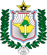 Brasão do Amapá.