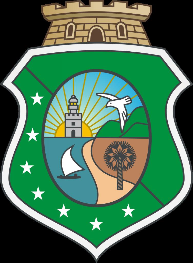 Brasão do Ceará.
